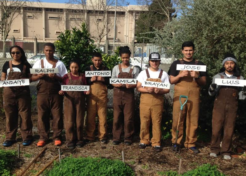 Produce Team 2015