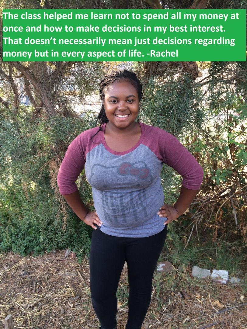 RachelGivingTuesday
